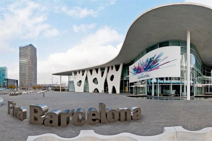 Mobile World Congress takes place in Barcelona (@techradar)