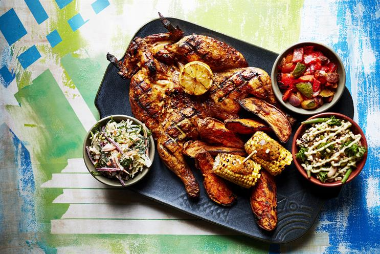 Nando's: developing a global brand is a strategic priority for the restaurant chain