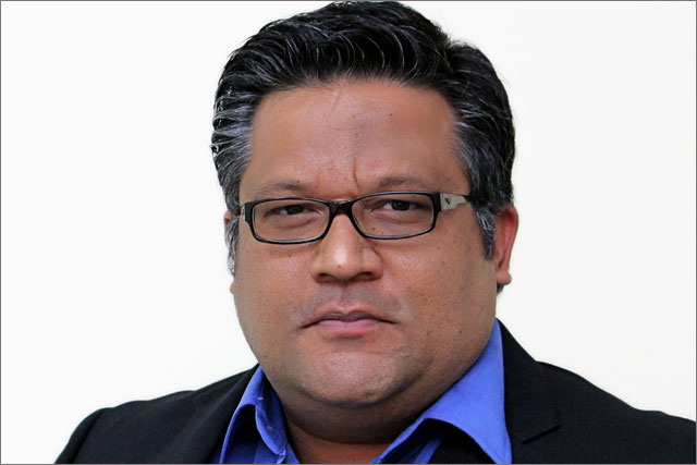 Arjun Narayan: chief executive of Picsean Media