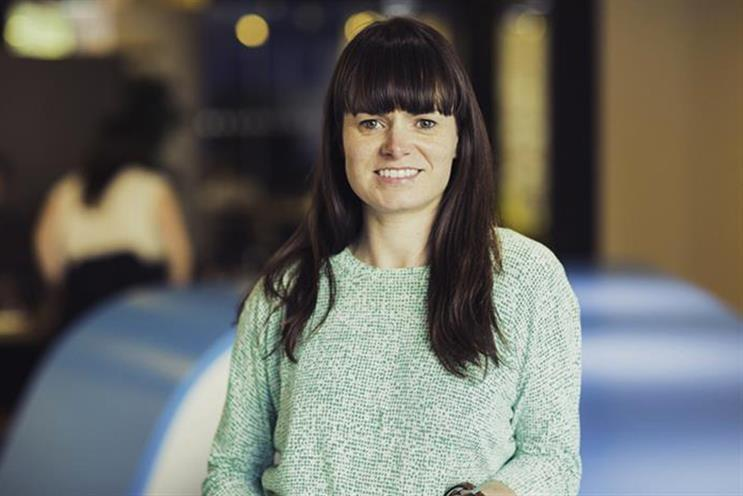 Natalie Cummins: managing director at Zenith UK