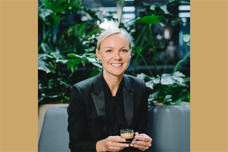 Anna Lundstrom: aiming to sustain pandemic-primed growth