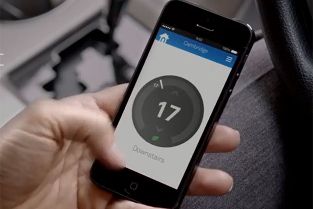 Npower partners Google-owned Nest Labs to take on British Gas' smart