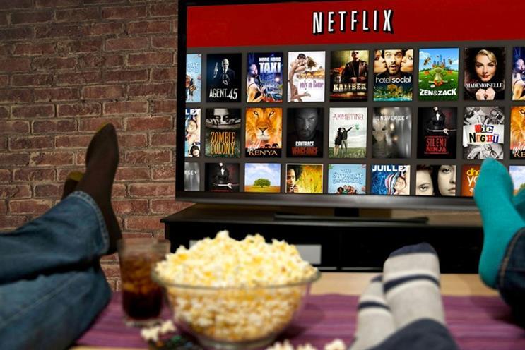Netflix: MullenLowe Mediahub wins best RFI