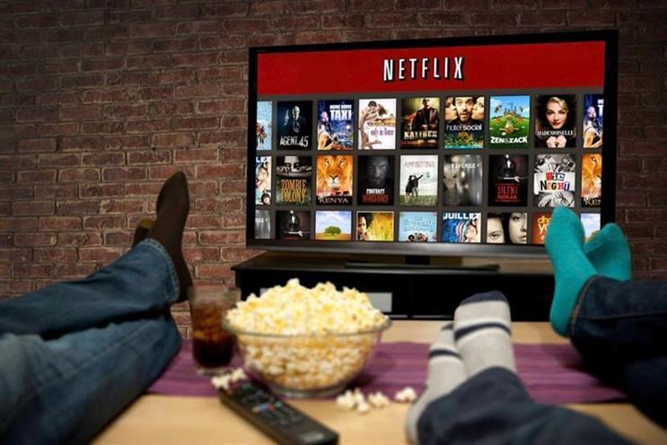 Netflix: hired CHI