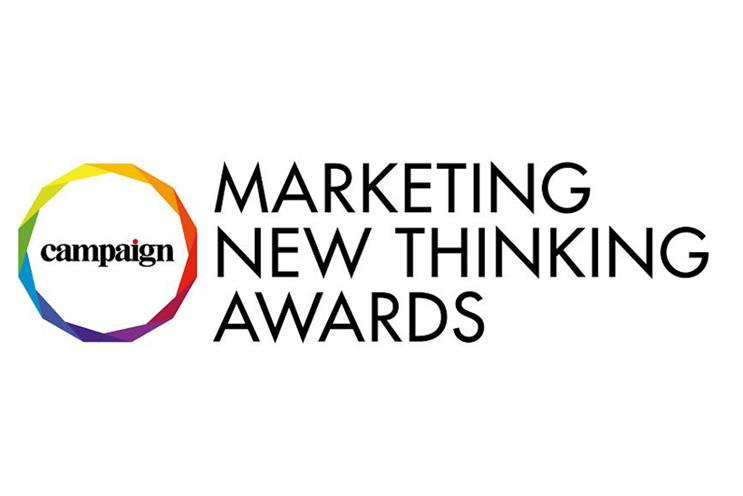 Marketing New Thinking Awards now open for entries