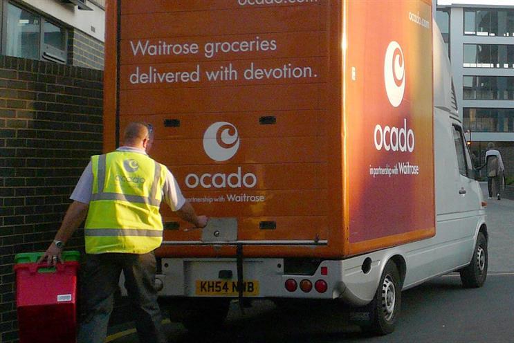 Ocado: Has shortlisted agencies ahead of a pitch