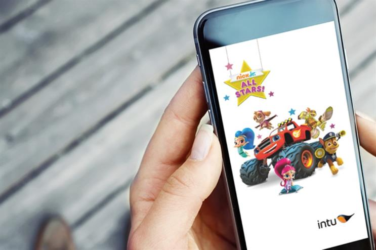 Nick Jr. partners with Intu to create AR family experiences for Easter