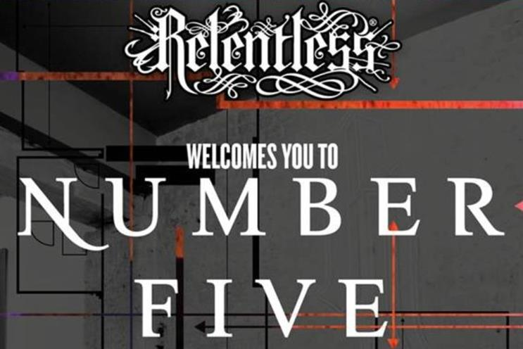 Relentless has launched a music studio to support up and coming artists