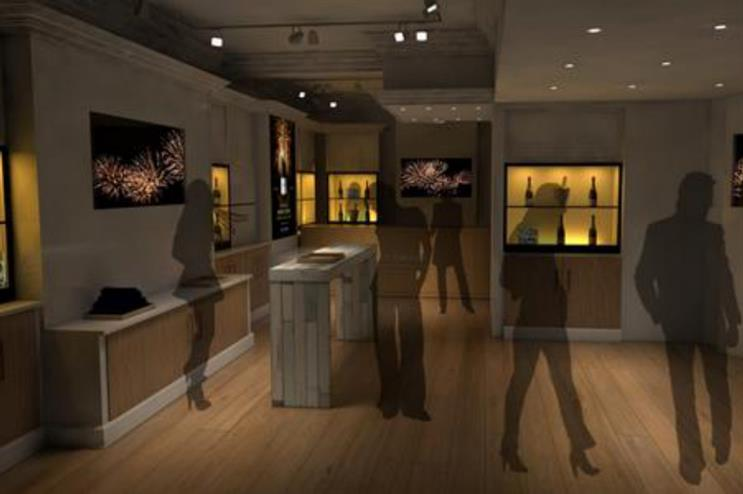 Nyetimber to launch pop-up brand space in central London