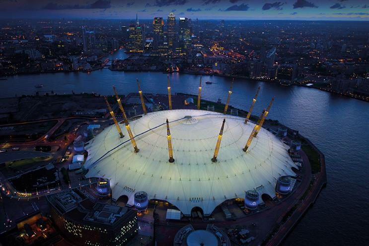O2 arena: some priority tickets are sold early to O2 customers