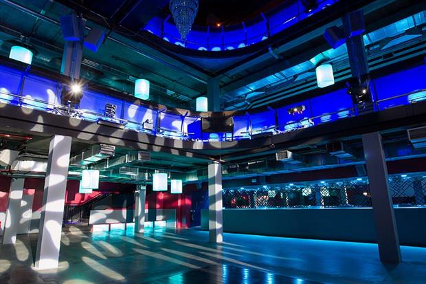 Building Six at The O2 is offering karaoke as part of its Christmas package