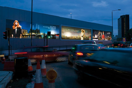 Ocean Outdoor picks up £70 million contract for White City shopping mall