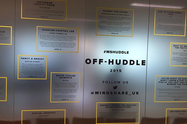 Top 8 Off-Huddles at Huddle 2015