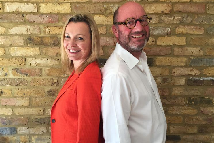 Suki Thompson and Peter Cowie: founding partners of Oystercatchers