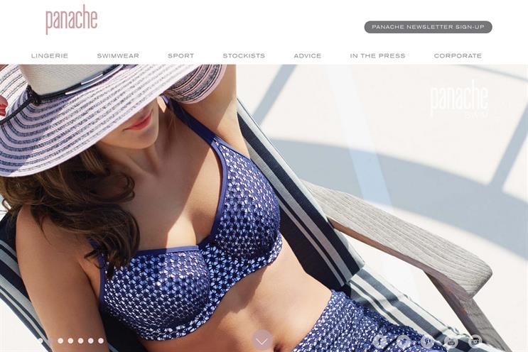 Panache: swimwear brand hires Holler