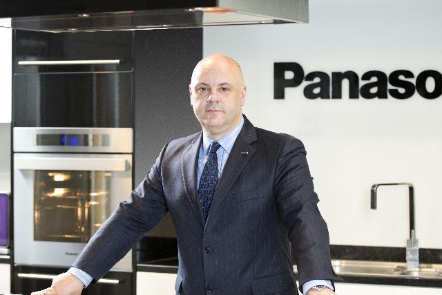 Simon Parkinson: Panasonic's marketing director