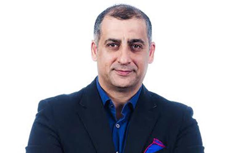 Naren Patel: the chief executive of Primesight