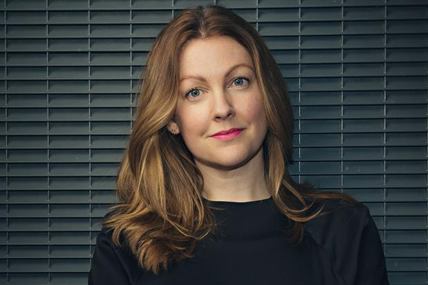 Caroline Pay: Grey's joint creative chief is joining Headspace