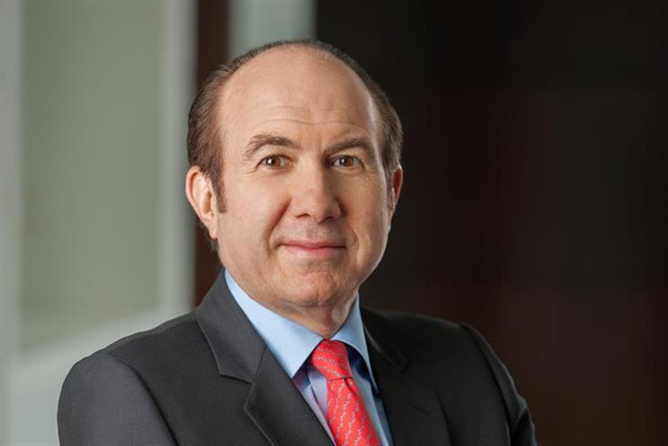 Philippe Dauman: had been Viacom CEO for ten years