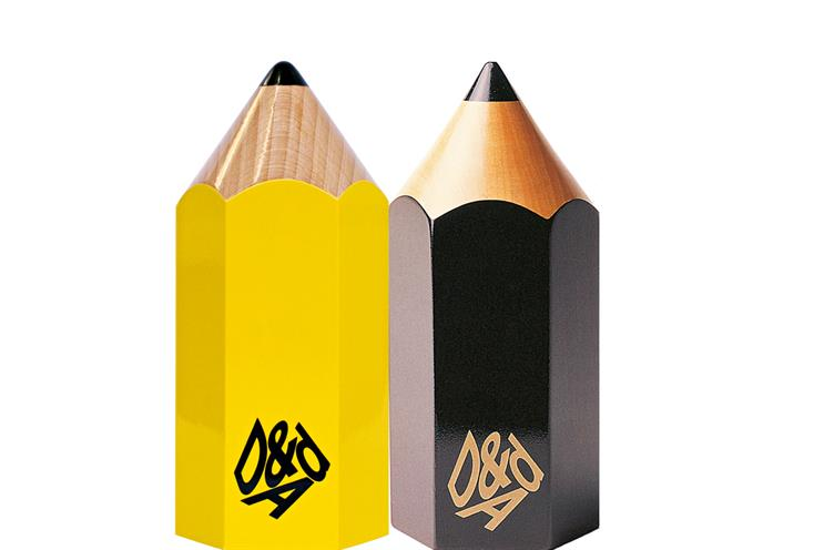History of Advertising No 77: Lou Klein's D&AD Pencil