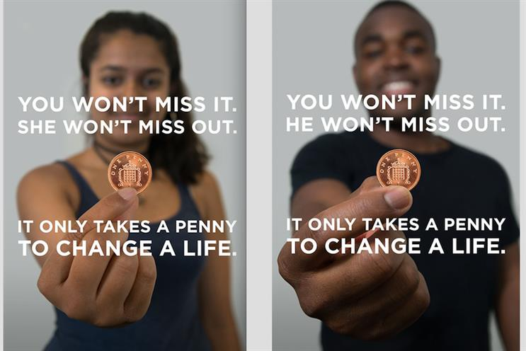 Penny for London: launches in partnership with Transport for London and Clear Channel