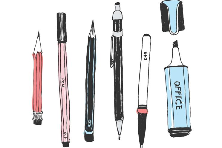 Why the pen is mightier in solving creative problems