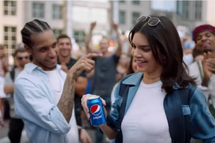 Pepsi pulled an ad featuring Kendall Jenner it sparked a huge backlash last month