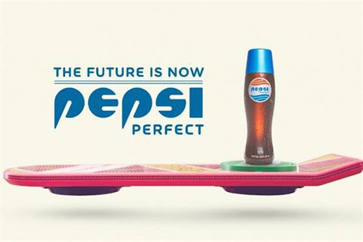 Pepsi: Selling Pepsi Perfect, as conceived in 1989