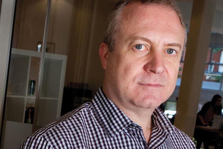 A Magic Marker is Neil Henderson's secret work weapon