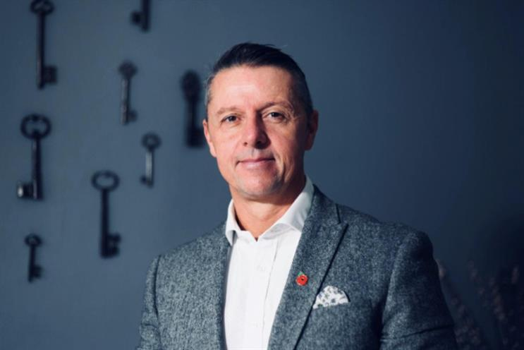 Falvey: leaves Dentsu Aegis after four years
