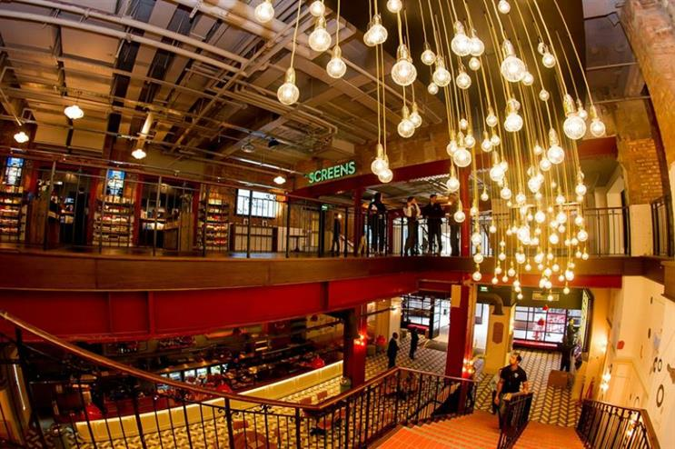Picturehouse Central opened for hire in 2015 (Picturehouse)