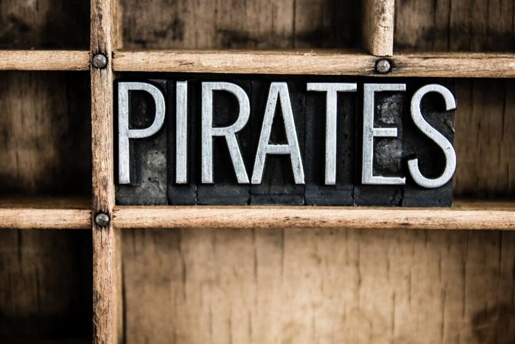 Lost Boys' Nadya Powell: Reward the pirate
