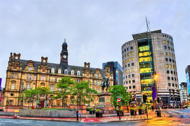 Leeds: City Square (Photo: Leonid Andronov/Getty)
