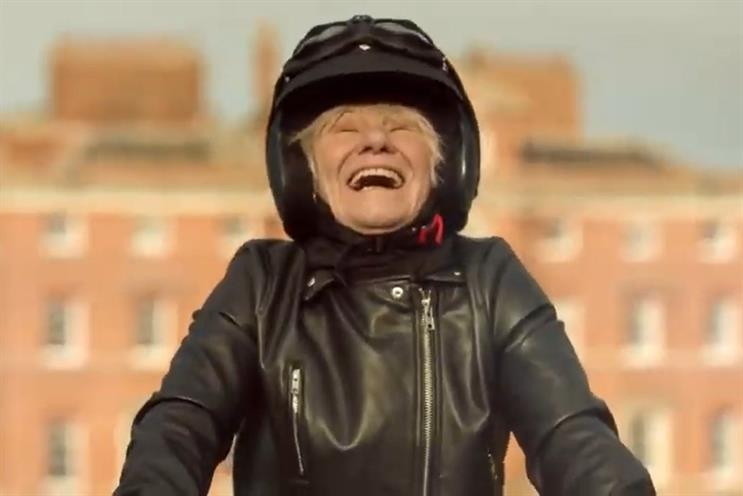 Asda: Havas will be as thrilled as 'Nanna', the protagonist of a 2020 ad by AMV BBDO