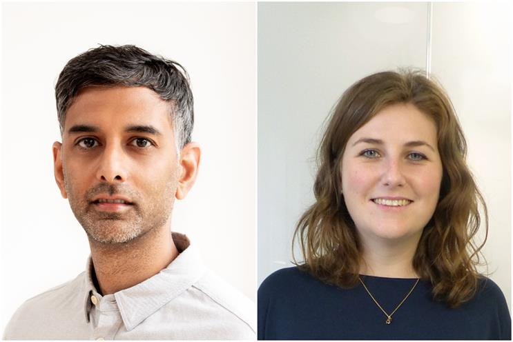 Bountiful Cow: chief strategy officer Chetan Murthy and managing partner Zoe Haywood