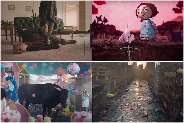 Film Lions: UK agencies shortlisted for campaigns for Setapp, Bodyform, Moneysupermarket and PlayStation