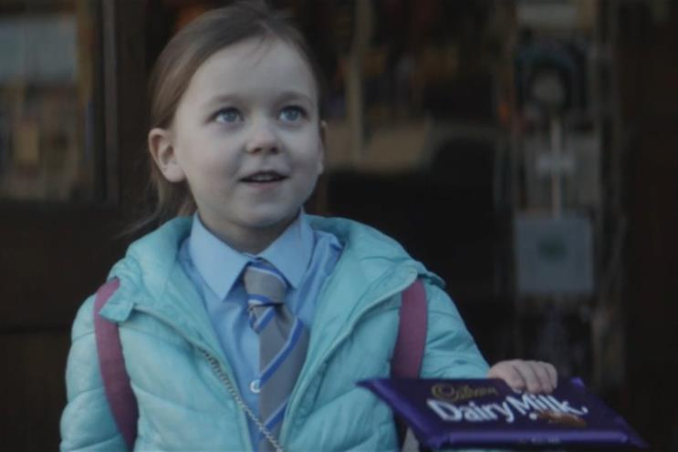 Cadbury: the Mondelez brand will be one of the biggest advertisers to be affected by the ban