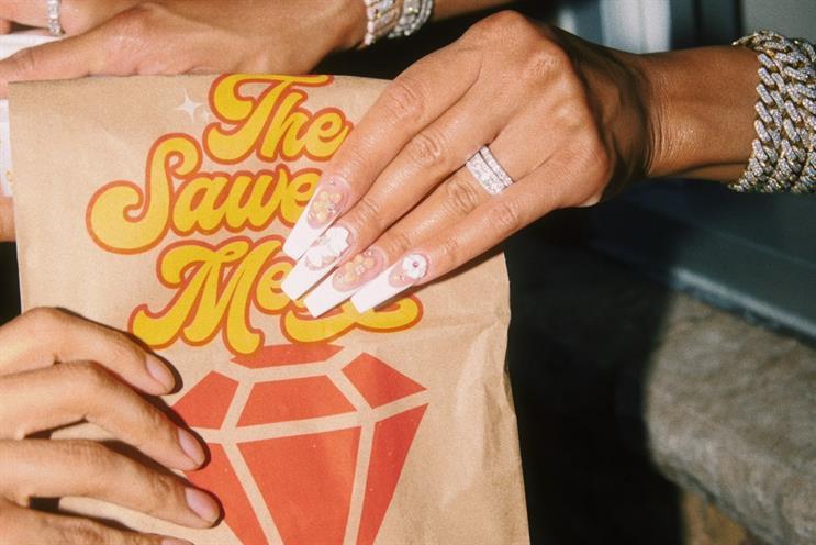 McDonald's: the Saweetie meal
