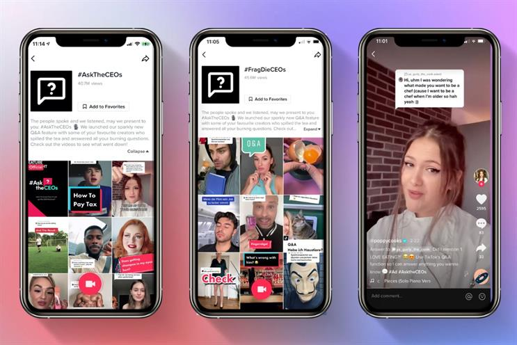 TikTok: the term CEO has been repurposed to refer to an authority in something