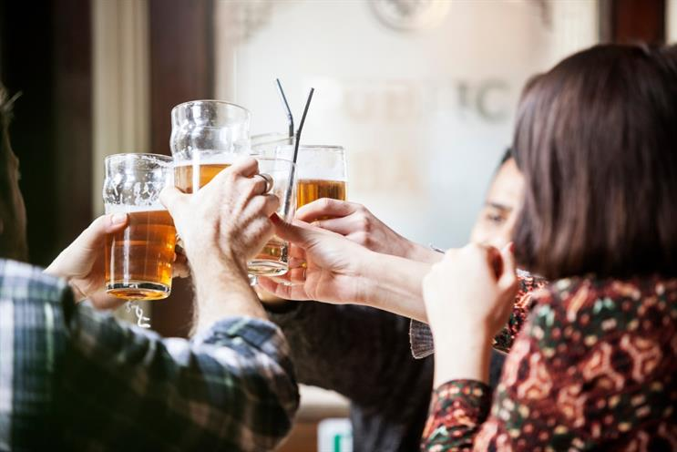 Alcohol: 2021 will see more drinking in pubs, but ad spend will still lag 2019