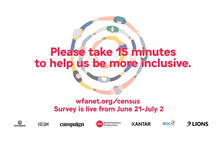 WFA Census: Campaign is a supporter
