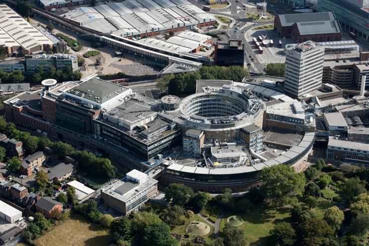 White City: BBC Television Centre pictured in 2012 (Photo: Heritage Images/Getty)