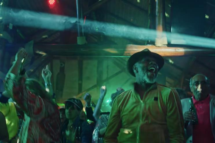 Heineken: one a number of recent campaigns to celebrate the end of Covid restrictions