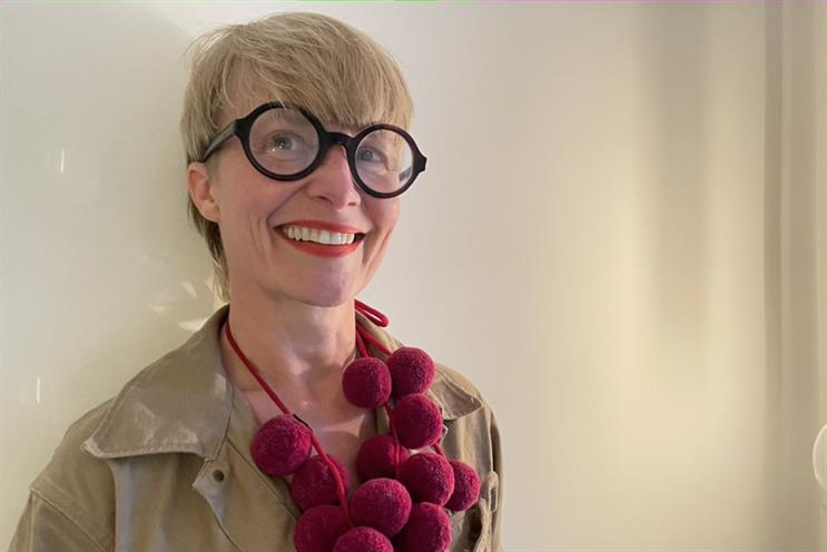 Britt Iversen: co-founder of Visual Editions and Editions at Play