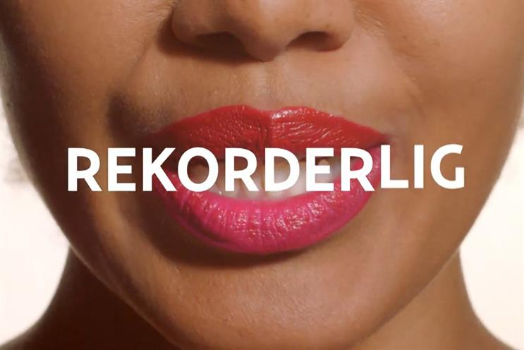 Rekorderlig: rec-orderly? Re-cordial?