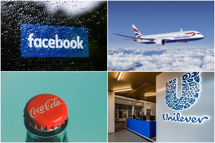Major pitch results approaching: Facebook, IAG, Coca-Cola and Unilever