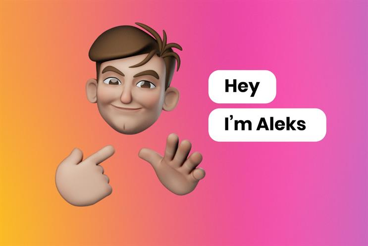 Giffgaff: ad was created at the suggestion of member Aleks
