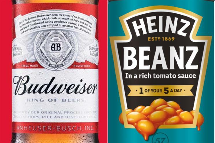AB InBev and Kraft Heinz: both have made decisions regarding media agency relationships