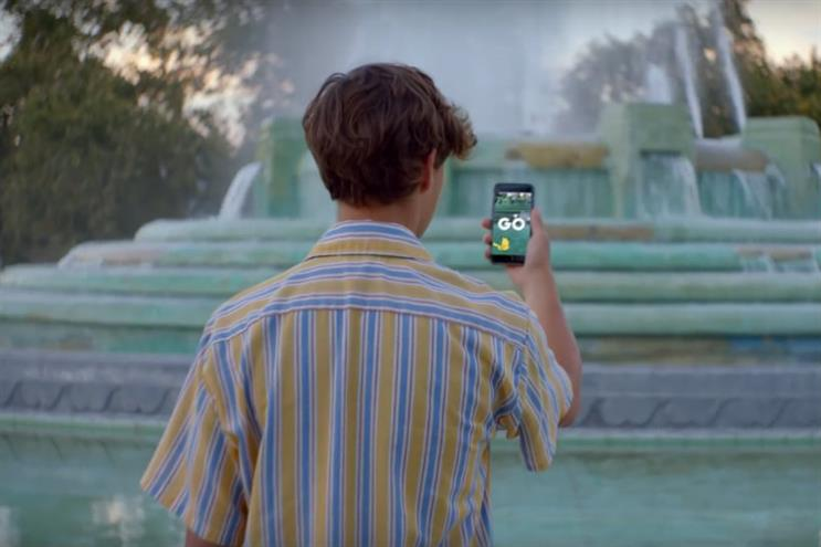 Pokemon Go: the hyped game has been adopted by brands to drive visitors to stores