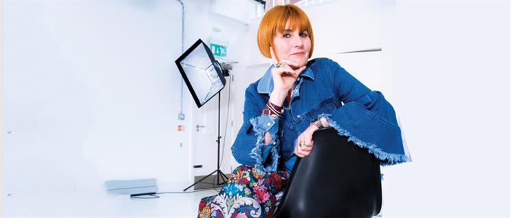 Women forging creativity: Why Mary Portas says we should 'work like a woman'